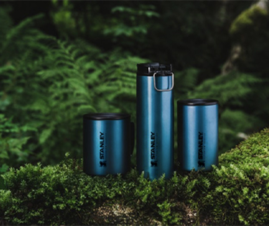 Stanley Titanium Double-Wall Travel Mugs - A Premium Upgrade for To-Go Drinks