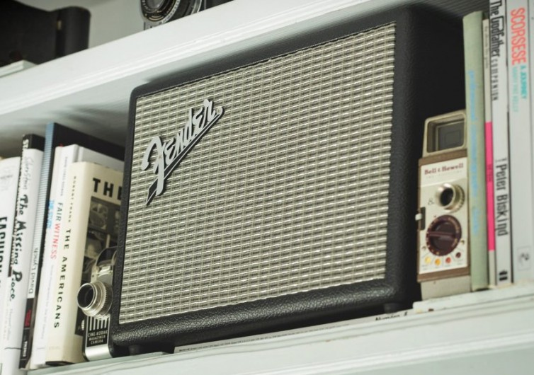 Fender Monterey Bluetooth Speaker Review