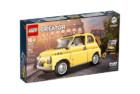 fiat 500 lego creator set