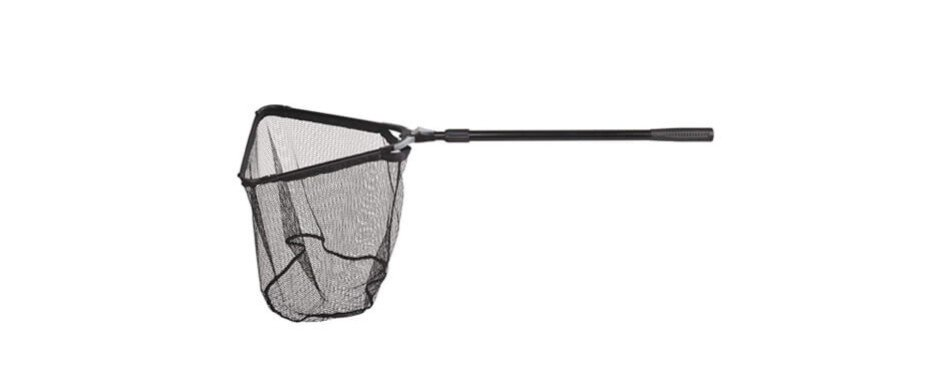 fiblink folding aluminum fishing net