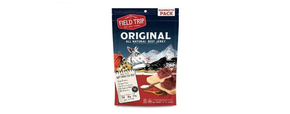 field trip gluten-free beef jerky