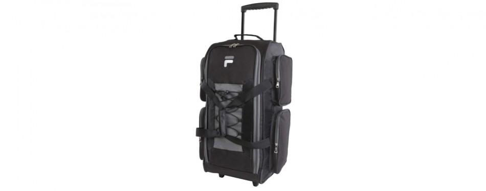 adb2b120668 19 Best Rolling Duffel Bags in 2019 [Buying Guide] - GearHungry 🏅