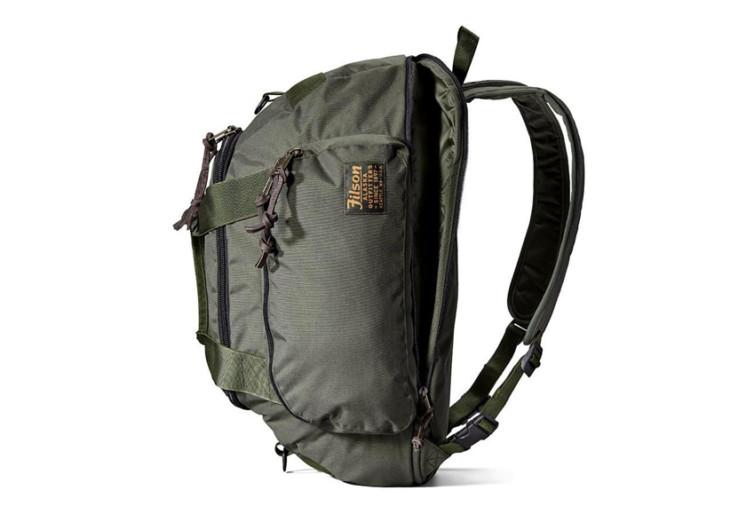 Filson Duffel Backpack