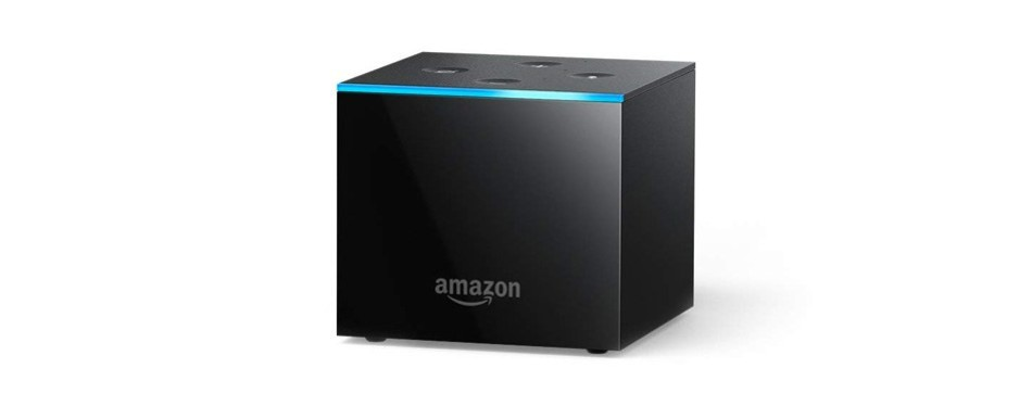 fire tv cube, hands-free with alexa