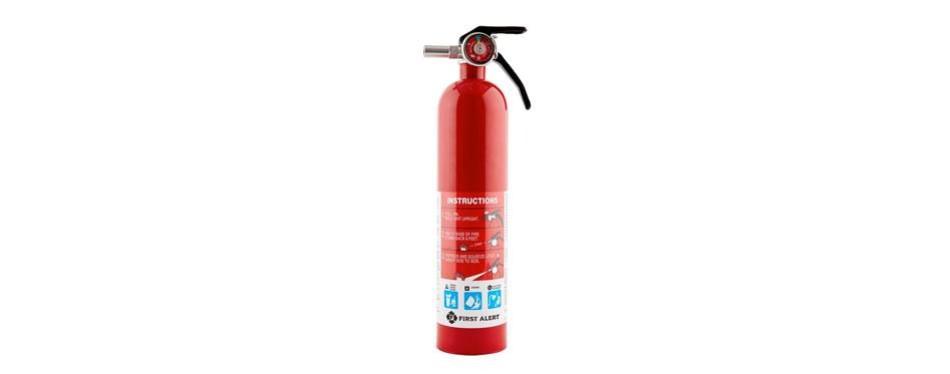 first alert 1038789 standard home fire extinguisher