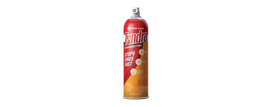 first alert af400 tundra fire extinguishing aerosol spray