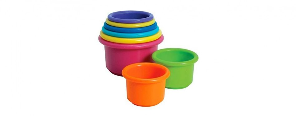 first years stack up cups