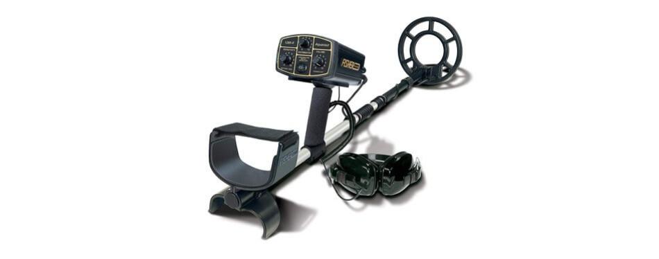 fisher 1280x-8 underwater all-purpose metal detector