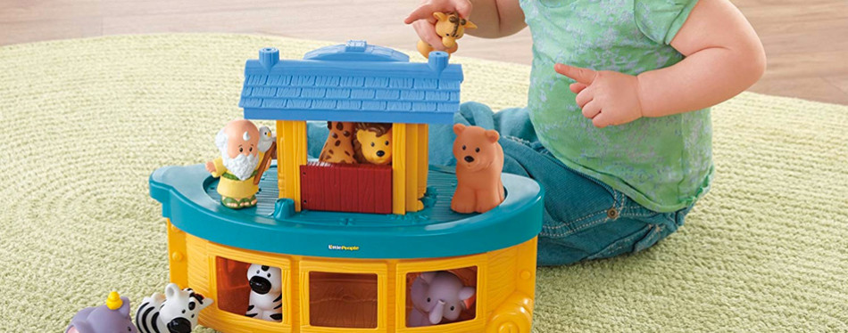 fisher price little people's noah's ark