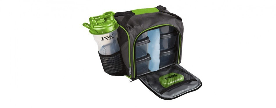 fit & fresh meal prep insulated bag