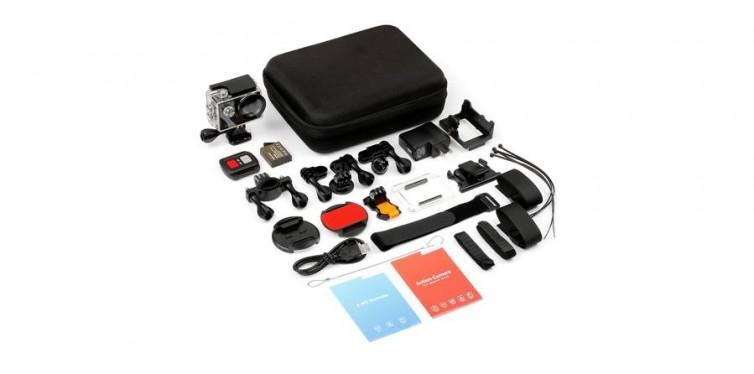 fitfort 4k action sports camera