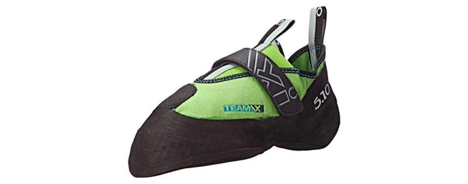 five ten vxi rock climbing shoes