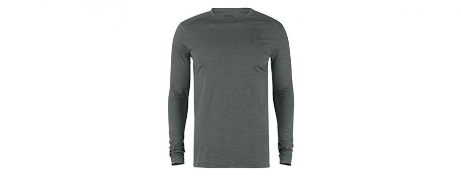 fjallraven men's longsleeve base layer top