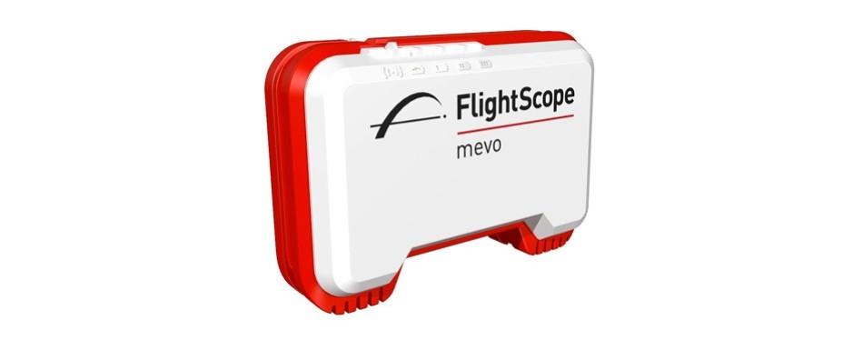 flightscope mevo launch monitor for golf