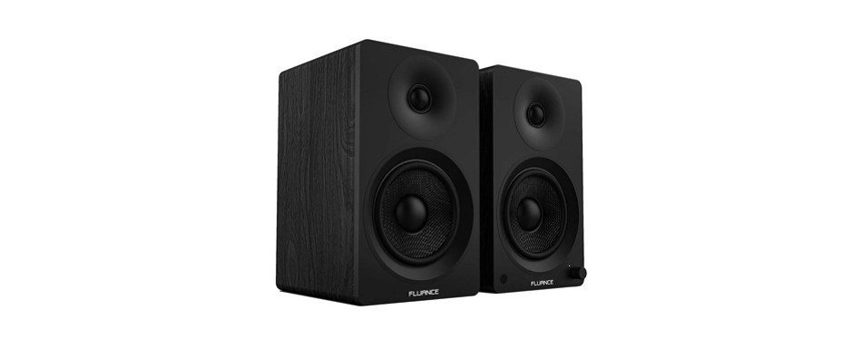 fluance ai40 powered bookshelf speakers