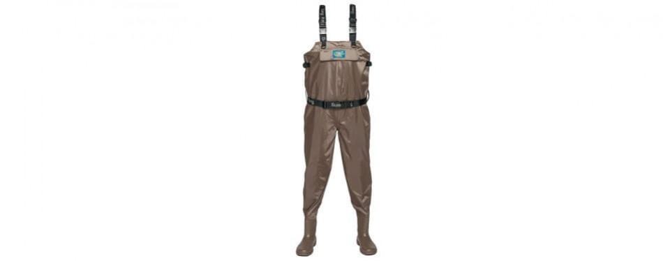 fly fishing breathable wader pants
