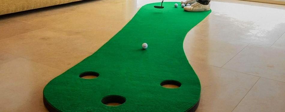forb home golf putting mat