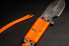 forseti steel hemingway damascas survival knife