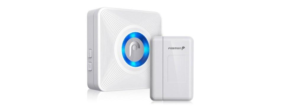 fosmon wavelink 51004hom wireless door alarm