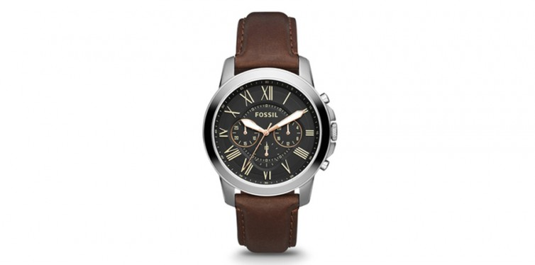 Fossil Men's Stainless Steel Watch