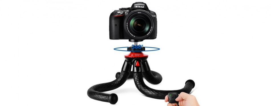 fotopro waterproof phone tripod