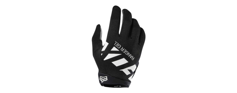 fox head ranger gel racing gloves