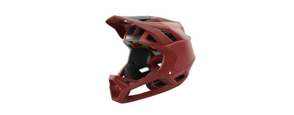 fox proframe full face mtb bike helmet