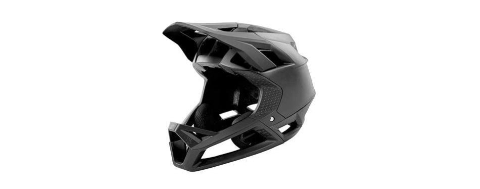 fox racing proframe full face mtb bike helmet
