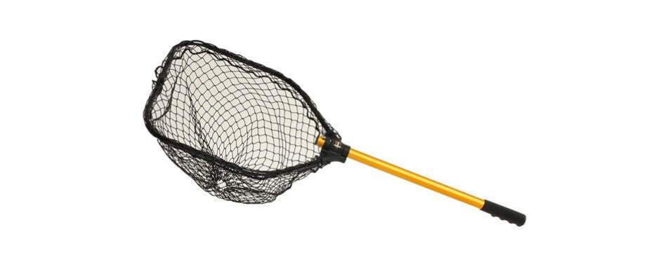 frabill power stow fishing net 20x24