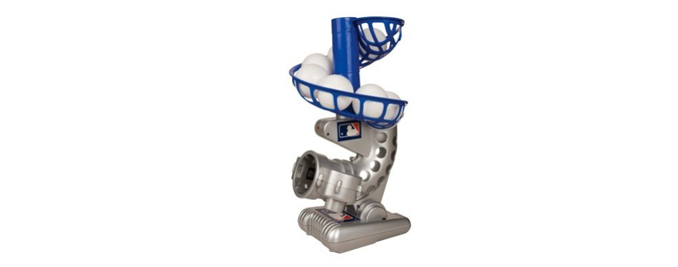 franklin sports mlb baseball pitching machine