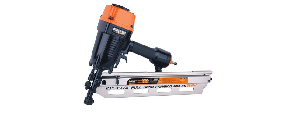 freeman 21-degree full-head framing nailer