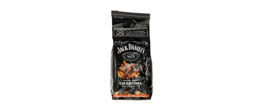 frontier jd.wbc68.u.06 jack daniels whiskey barrel charcoal briquets and smoker blocks
