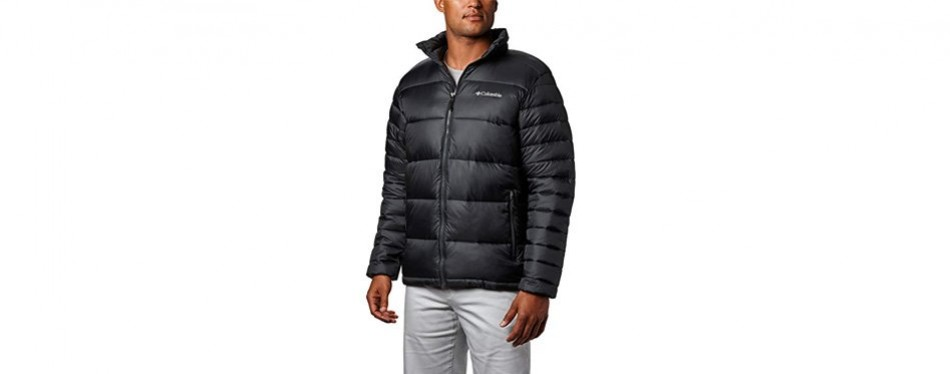 frost-fighter puffer jacket