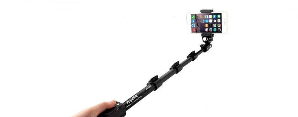 fugetek ft-568 professional high end alloy selfie stick