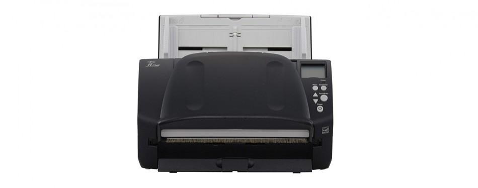 fujitsu workplace series fi-7160 color duplex document scanner