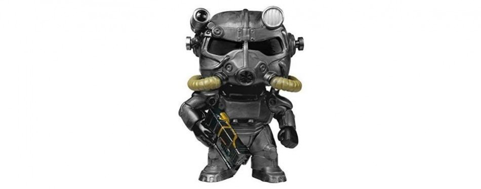 funko pop! fallout power armor collectible figurine