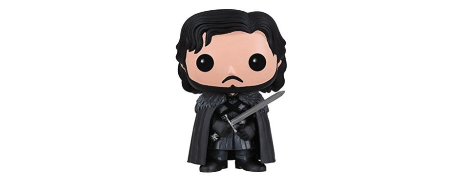 funko pop! game of thrones jon snow collectible figurine