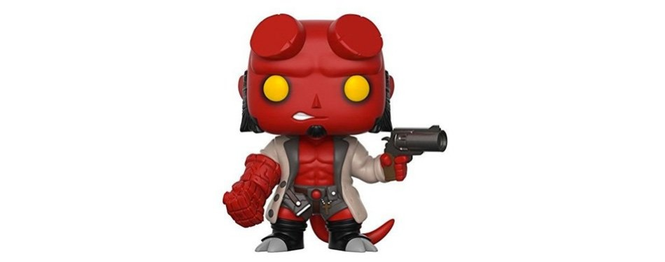 funko pop! hellboy collectible figurine