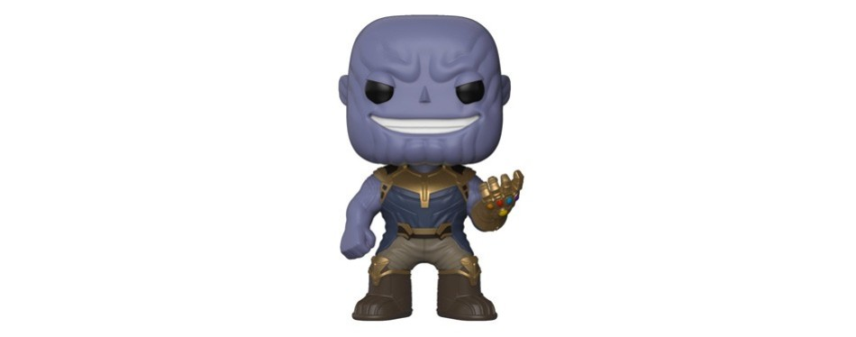 funko pop marvel avengers infinity war thanos collectible figure!