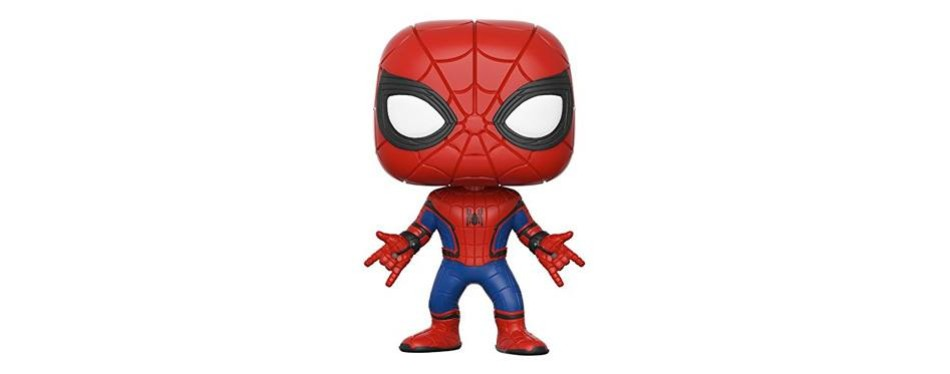 funko pop! spider-man home coming collectible figurine