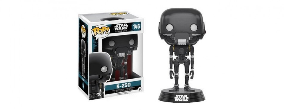 funko pop! star wars rogue one k-2so collectible figurine