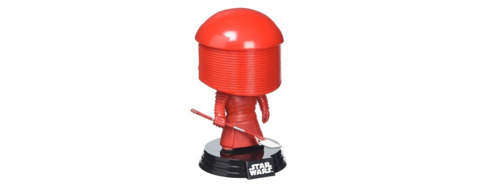 funko pop! star wars: the last jedi praetorian guard