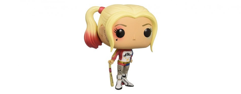 funko pop! suicide squad harley quinn collectible figurine