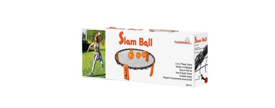 funsparks slam ball with 3 balls