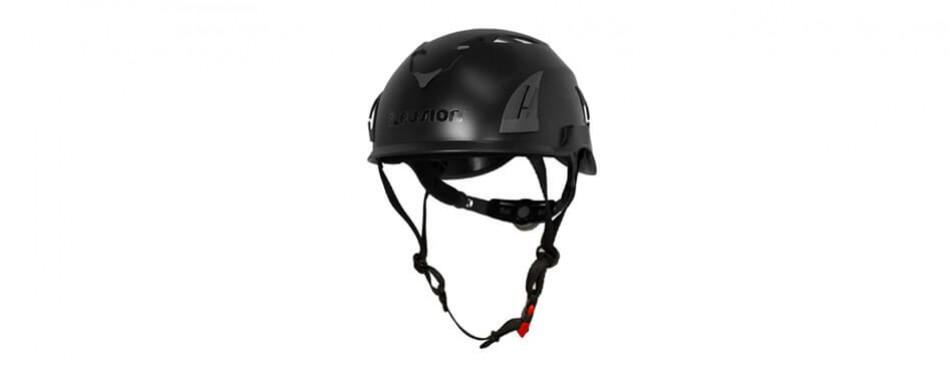 fusion meka work climbing helmet