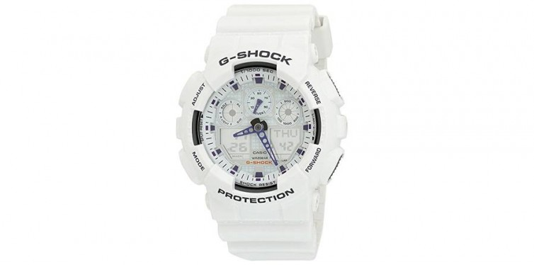 G-Shock GA100A-7A X-Large Men's Sports