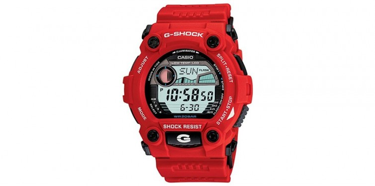 G-Shock Rescue Concept