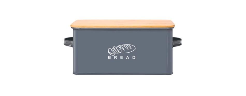 g. a. homefavor bread box for kitchen
