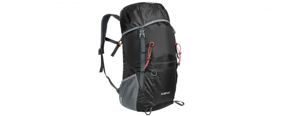 g4free 40l lightweight backpack