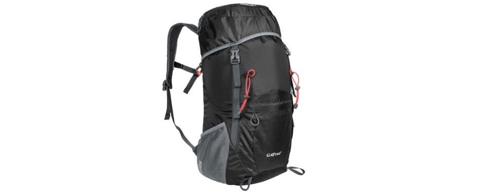 g4free 40l lightweight backpack